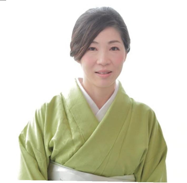 かおりんこキモノ魔法塾の講師